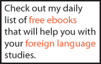 Learn a foreign language for free!