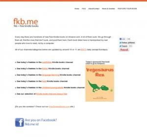 Sponsored free book