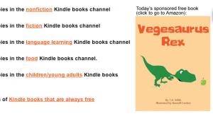 Sponsored book