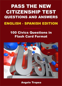 Pass The New Citizenship Test Questions And Answers English-Spanish Edition is one of today's free language books.