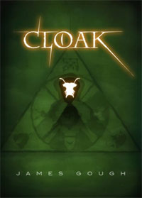 Paranormal page-turner Cloak is today's highest rated book for young adults.