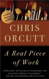 Today's highest-rated free fiction book is mystery novel A Real Piece of Work.