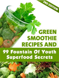 Today's highest free food book is Green Smoothie Recipes.