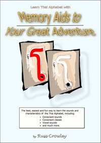 Interested in learning Thai? This book, one of today's freebies, will help you learn the alphabet.