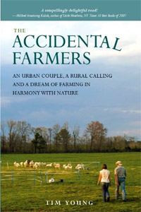 The Accidental Farmers is today's highest-rated free nonfiction book.