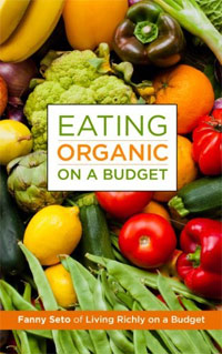 Organic Food: Eating Organic on a Budget is today's highest-rated free food book for the Kindle.