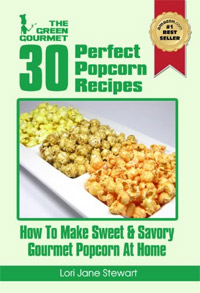 Today's highest-rated free food book is 30 Perfect Popcorn Recipes.