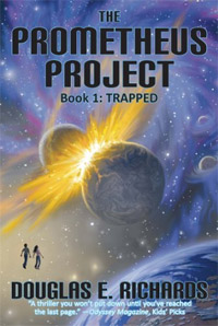 Today's highest-rated book for young people is The Prometheus Project.