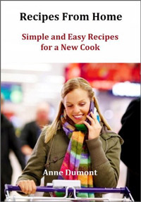 Recipes From Home (Simple and Easy Recipes for a New Cook) is today's highest-rated free food/recipe book.