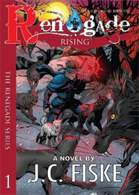 Renegade Rising is today's highest-rated free book for young adults.