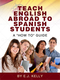 Teach English Abroad...To Spanish Students. A 'How to' Guide is one of today's free language-related books.