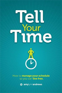 Today's highest-rated free nonfiction book is Tell Your Time: How to Manage Your Schedule So You Can Live Free.