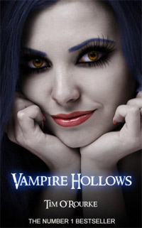 Vampire Hollows (Kiera Hudson Series One (Book Five)) is today's highest-rated free young adult book.
