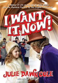 "With 41 reviews, today's highest-rated free nonfiction book is ""I Want it Now! A Memoir of Life on the Set of Willy Wonka and the Chocolate Factory."""