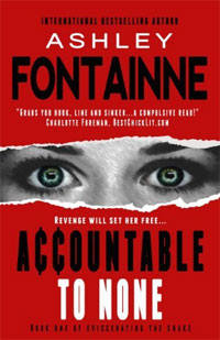 With over 100 reviews, Accountable to None is today's highest-rated free fiction book.