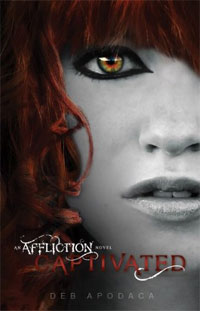 Captivated (An Affliction Novel) is today's highest-rated free book for young adults.