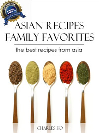 Asian Recipes - 50 Tasty & Easy Made Unique Exotic Recipes is today's highest-rated food/recipe book.