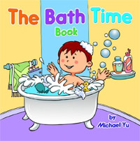 The Bath Time Book is today's highest-rated free book for young kids.