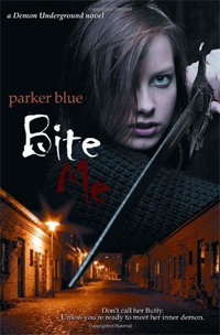 Paranormal mystery/romance Bite Me is today's highest-rated free fiction book.