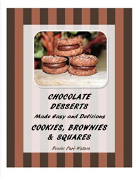 Chocolate Desserts is today's highest-rated free food book.
