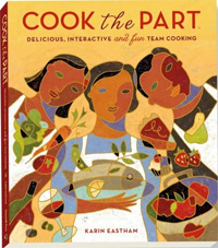 Cook the Part is today's highest-rated free food/recipe book.