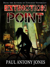 With over 300 reviews, Extinction Point is by far today's highest-rated fiction book.