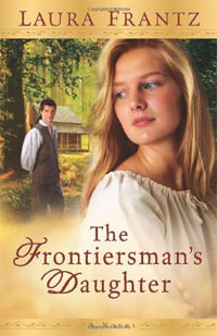 The Frontiersman's Daughter is today's highest-rated free fiction book.