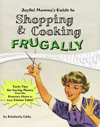 Joyful Momma's Guide to Shopping & Cooking Frugally is today's highest-rated free food/recipe book.