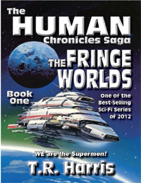 With 142 reviews, The Fringe Worlds (The Human Chronicles - Book One) is today's highest-rated fiction book.