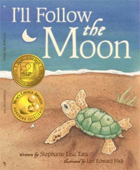 I'll Follow the Moon is today's highest-rated book for young kids.