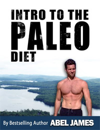 Intro to the Paleo Diet: The Solution to Burn Fat, Lose Weight, and Build Muscle is today's highest-rated free food/recipe book.