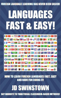 Languages Fast & Easy is one of today's free language books.