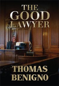 Legal thriller The Good Lawyer is today's highest-rated free fiction book.