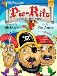 Today's highest-rated free food/recipe book is Pie-Rits: A Pirate Adventure.