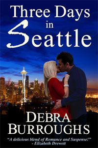 Today's highest-rated free fiction book is Three Days in Seattle, a romance/suspense novel.