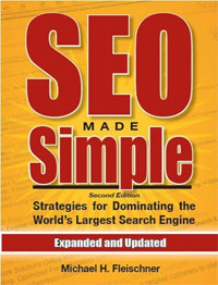 With over 200 reviews, SEO made simple is today's highest-rated free Kindle book.