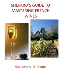 Shepard's Guide to Mastering French Wines is today's highest-rated free food/recipe book.