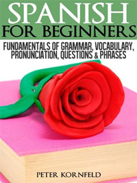 Spanish for Beginners is one of today's free language Kindle books.