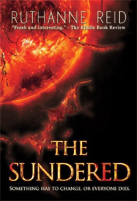 The Sundered is today's highest-rated free Kindle book for young adults.
