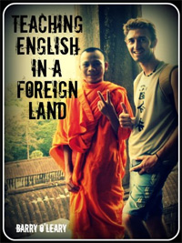 Teaching English in a foreign land is one of today's free language books.