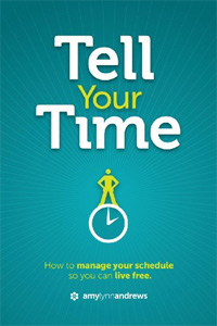 Tell Your Time: How to Manage Your Schedule So You Can Live Free is today's highest-rated nonfiction book.
