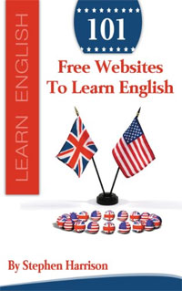 101 Free Websites to Learn English is one of today's free language books.