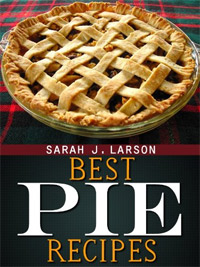 The Best Pie Recipes is today's highest-rated free food/recipe book.