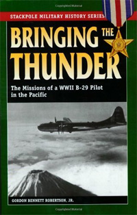 Bringing the Thunder: The Missions of a World War II B-29 Pilot in the Pacific is today's highest-rated free nonfiction book.