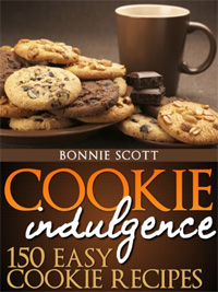 Cookie Indulgence: 150 Easy Cookie Recipes is today's highest-rated free food/recipe book.