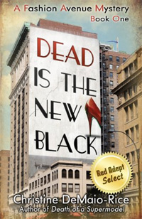 Mystery novel Dead Is the New Black is today's highest-rated free fiction book.