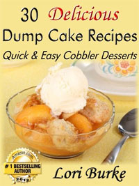 30 Delicious Dump Cake Recipes is today's highest-rated free food/recipe book.