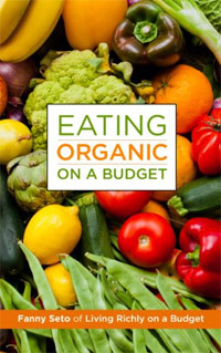 Organic Food: Eating Organic on a Budget is today's highest-rated free food/recipe book.