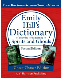 The Dictionary of Everyday Terms Relating to Spirits and Ghouls is one of today's free language-related books.