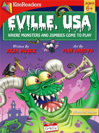 Eville, USA is today's highest-rated free book for kids.